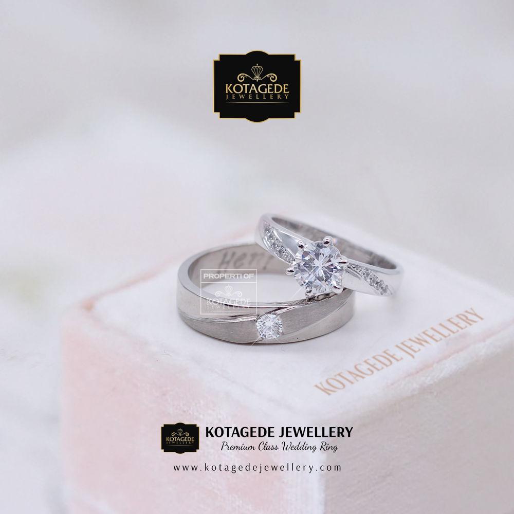 1000 Gambar Cincin Pernikahan Emas Putih  Terbaru