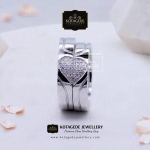 Cincin Kawin Platinum