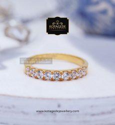 Cincin Kawin Tunangan Emas Kuning YG0122