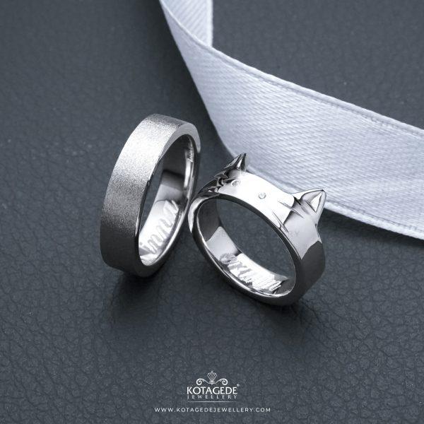 bahan pembuatan cincin logam unik