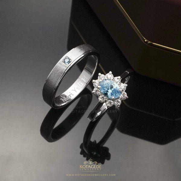 cincin tunagnan elegan