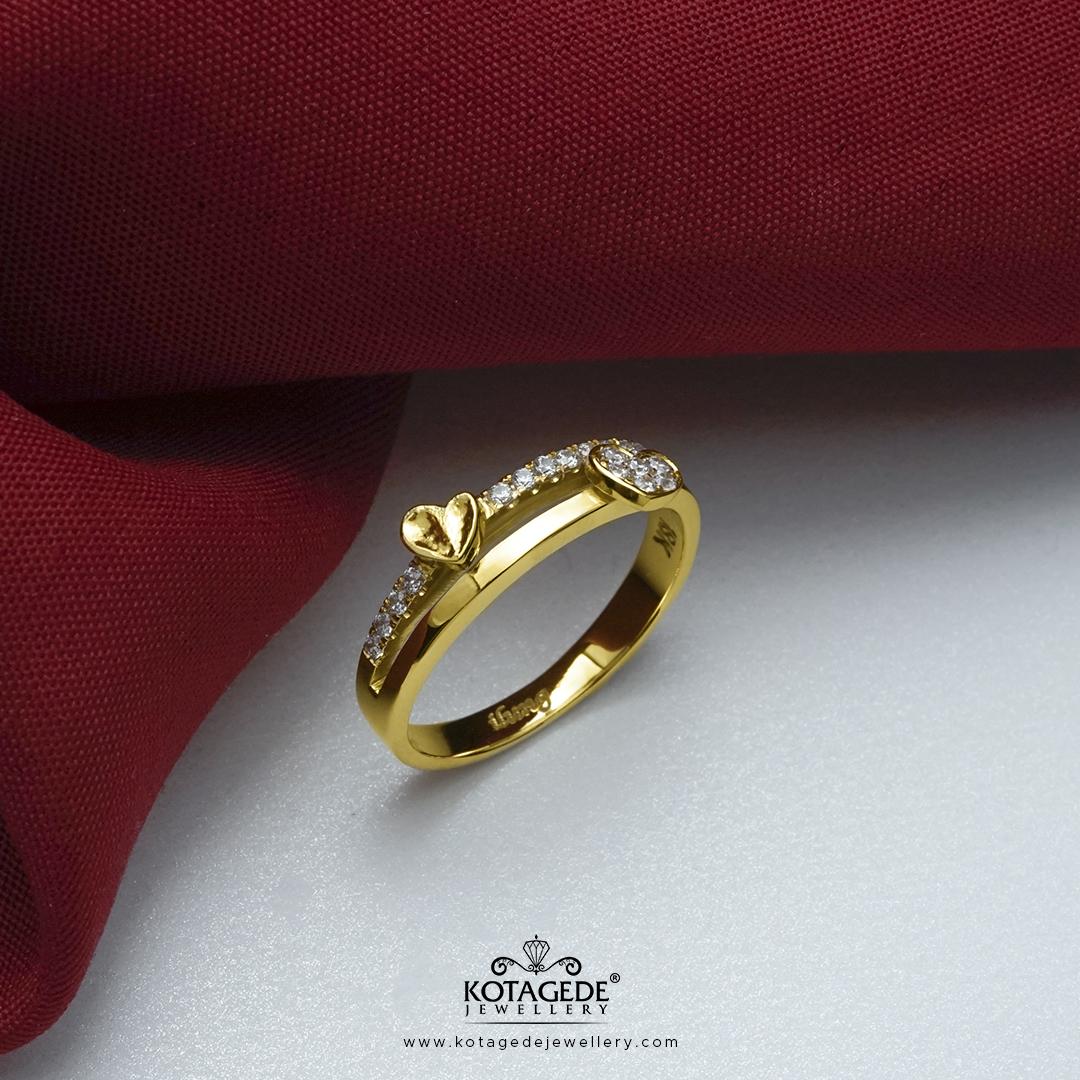 cara merawat cincin emas