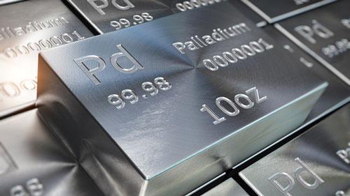 logam palladium