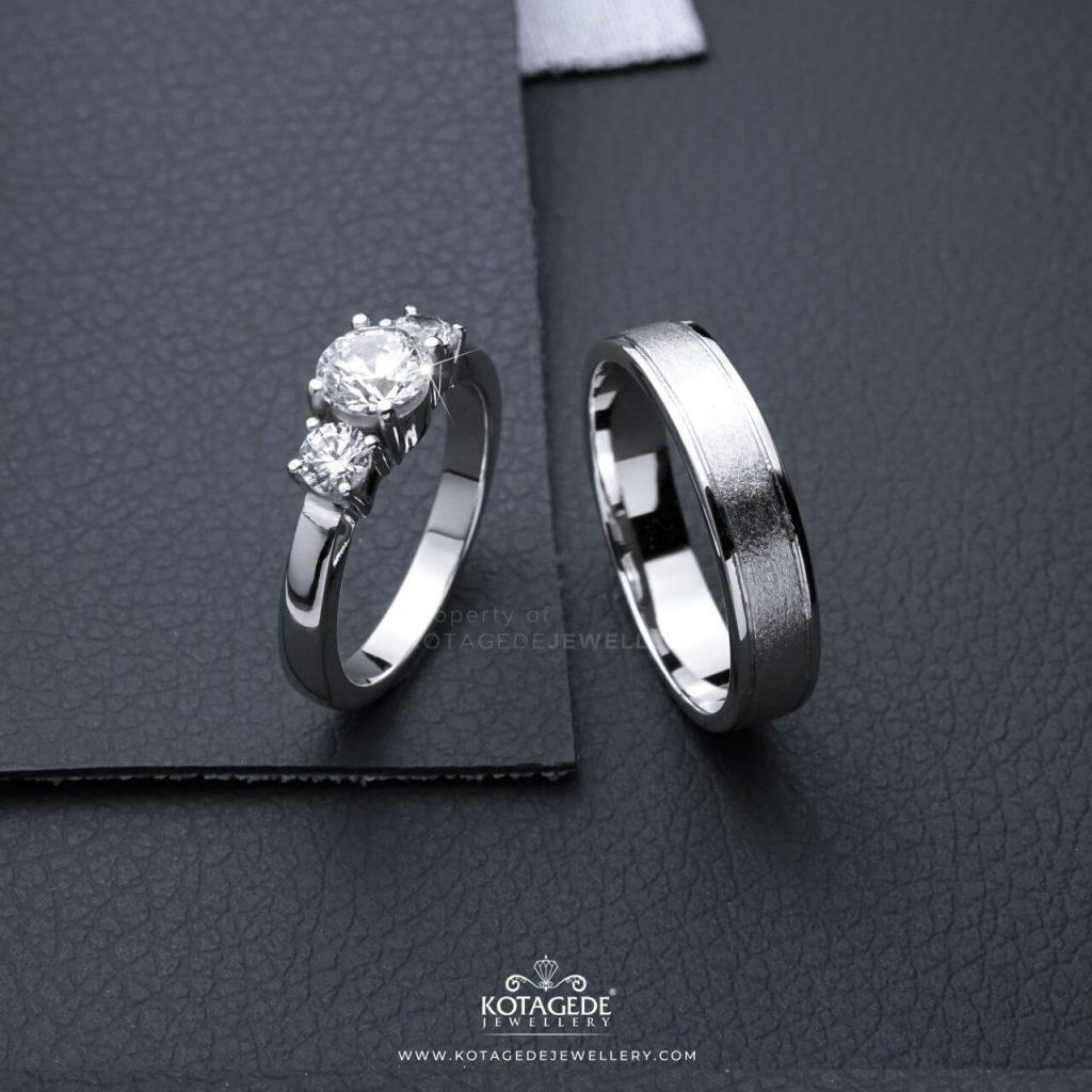 cincin platidium